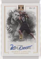 Rookie Autographs - Kenny Lawler #/10