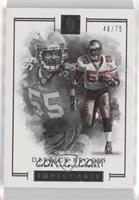 Derrick Brooks /75