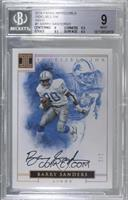 Barry Sanders /2 [BGS 9 MINT]