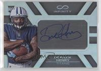 RPS Rookie Autographs Chrome - Derrick Henry #231/288