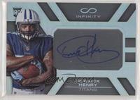 RPS Rookie Autographs Chrome - Derrick Henry #/288