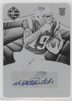 Rookie Autographs - Malcolm Mitchell /1