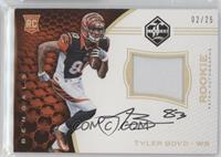 Rookie Patch Autographs - Tyler Boyd /25