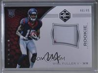 Rookie Patch Autographs - Will Fuller V #/49