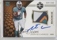 Rookie Patch Autographs - Leonte Carroo #94/299