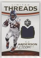C.J. Anderson #/49