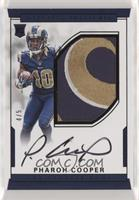Rookie Autograph Patch (RPS - Pharoh Cooper #/5