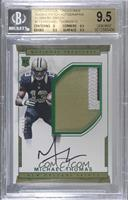 Numbers Rookie Autograph Patch (RPS - Michael Thomas [BGS 9.5 GEM&nbs…
