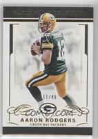 Aaron Rodgers [Noted] #/49