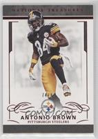 Antonio Brown /84