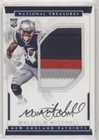 Rookie Autograph Patch (RPS - Malcolm Mitchell /25