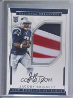 Rookie Autograph Patch (RPS - Jacoby Brissett #/99