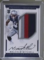 Rookie Autograph Patch (RPS - Malcolm Mitchell /99