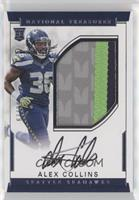 Rookie Autograph Patch (RPS - Alex Collins #/99