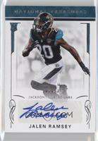 new arrivals becfc cc8d3 Jalen Ramsey Football Cards