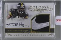 Antonio Brown [Uncirculated] #1/2
