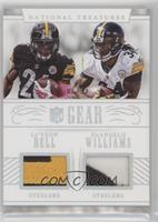 Le'Veon Bell, DeAngelo Williams /10