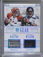 Andy Dalton, Russell Wilson /1