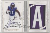 Laquon Treadwell [Noted] #/9