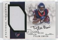 Tyler Ervin #/34