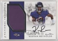 Keenan Reynolds #/99