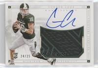 Materials Signatures - Connor Cook #/25