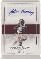 Rookie Autographs - Jalen Ramsey #/99
