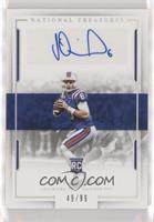 Rookie Autographs - Jeff Driskel #49/99