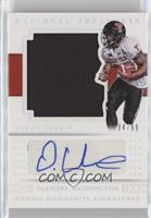 Rookie Silhouettes Signatures - DeAndre Washington /99