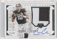 Connor Cook #/99