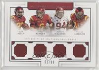Buck Allen, Leonard Williams, Cody Kessler, Nelson Agholor /99