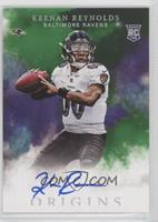 Rookie Autographs - Keenan Reynolds #/5