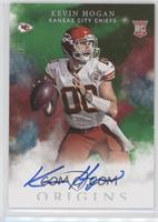Rookie Autographs - Kevin Hogan /5