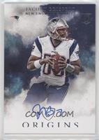 Rookie Autographs - Jacoby Brissett