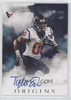 Rookie Autographs - Tyler Ervin