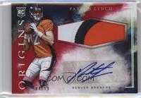 Paxton Lynch #4/99