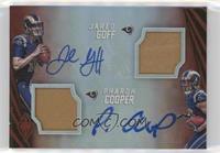 Pharoh Cooper, Jared Goff #13/20