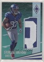 Sterling Shepard #/10