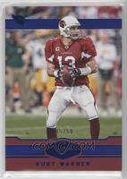 Retired - Kurt Warner #/50