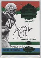 James Lofton /10