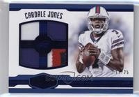 Cardale Jones #/25
