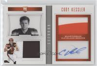 Rookie Playbook Jersey Autographs Green - Cody Kessler #/25