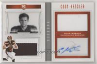 Rookie Playbook Jersey Autographs - Cody Kessler #21/49