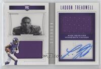 Rookie Playbook Jersey Autographs - Laquon Treadwell /99