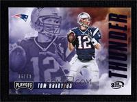 Rob Gronkowski, Tom Brady #/49