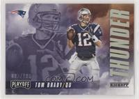 Rob Gronkowski, Tom Brady /199