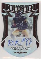 Rookie Color Guard - Demarcus Ayers /199