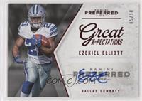 Great X-Pectations - Ezekiel Elliott #/10