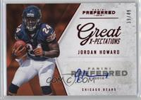 Great X-Pectations - Jordan Howard #/49