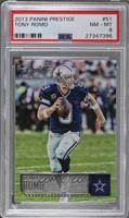 Tony Romo [PSA 8 NM‑MT]